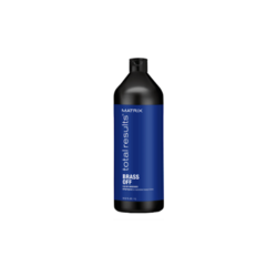Matrix Total Results Brass Off Shampooing 1000ml