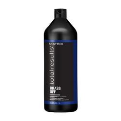 Matrix Après-shampooing Brass Off Total Results 1000ml