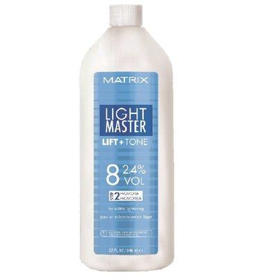 Matrix Light Master Lift & Tone Oxidant 8VOL (2.4%) 946ml