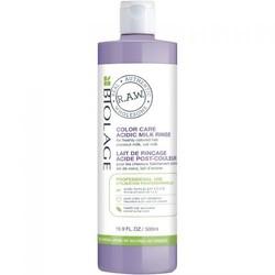 Matrix Biolage R.A.W. Color Care Colorseal Acidic Milk Rinse 500ml