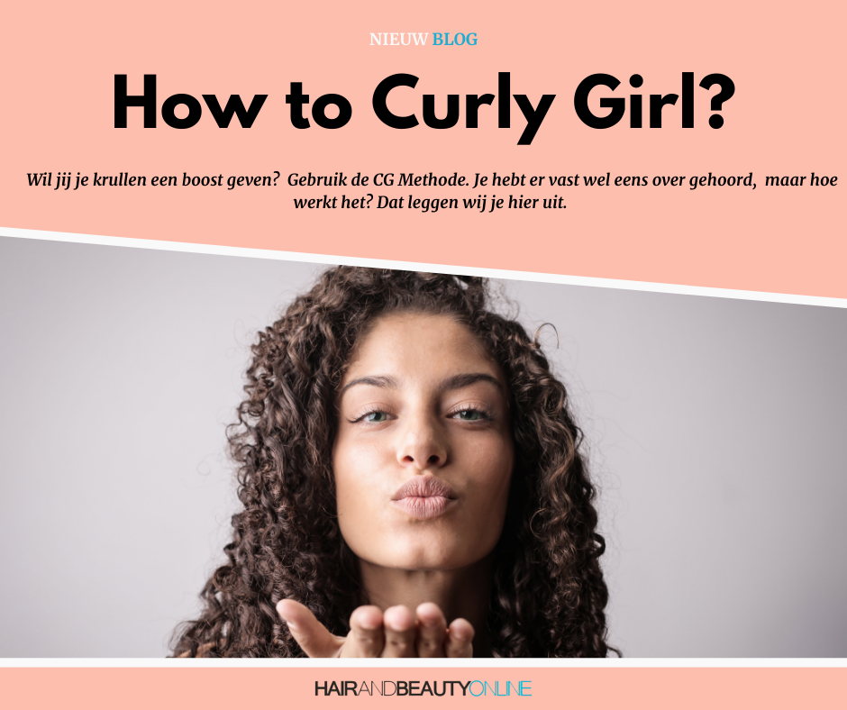 How to Curly Girl