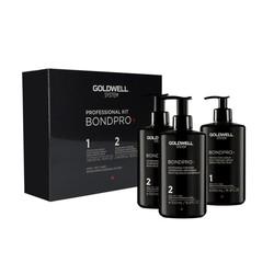 Goldwell System BondPro+ Salon Kit 3x500ml