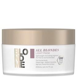Schwarzkopf Blond Me All Blondes Light Mask 200ml