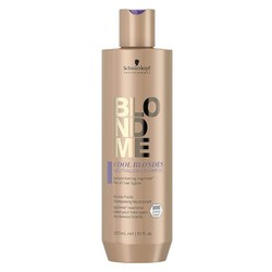 Schwarzkopf Blonde Me Cool Blondes Neutral Shampoo 300ml