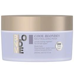 Schwarzkopf Blond Me Cool Blondes Neutral Mask 200ml