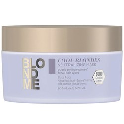 Schwarzkopf Blonde Me Cool Blondes Neutral Mask 200ml
