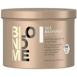 Schwarzkopf Blond Me All Blondes Detox Mask 500ml