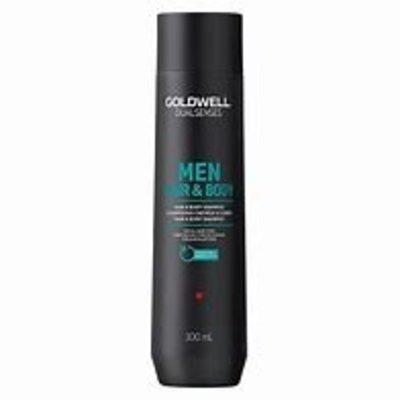 Goldwell For Men Hair & Body Shampoo 300ml