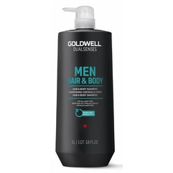 Goldwell Pour Homme Shampooing Cheveux & Corps 1000ML