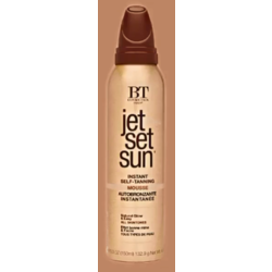 Jet Set Sun Mousse Autobronceador Instantáneo