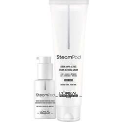 L'Oreal Steampod Smoothing Cream 150ml - Copy