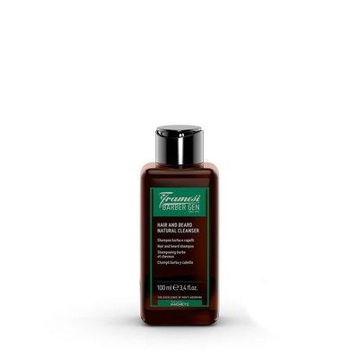 Framesi Barber Gen Hair & Beard Natural Cleanser 100ml