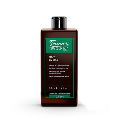Framesi Barber Gen Detox Deep Cleanser Shampoo 250ml