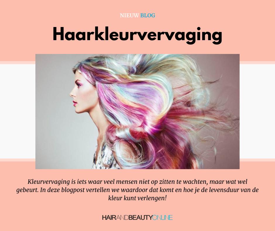 Haarkleurvervaging: hoe komt het en hoe ga je dit tegen?