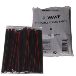 Goldwell Nuwave Sticks + Elastic Bands