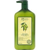 CHI Naturals mit Olivenöl Haarshampoo & Duschgel 710ml