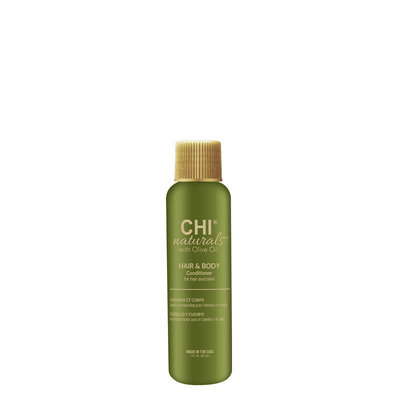 CHI Naturals With Olive Oil Hair & Body Conditioner 30ml