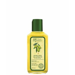 CHI Prodotti naturali con olio d'oliva Olio per capelli e corpo 59ml