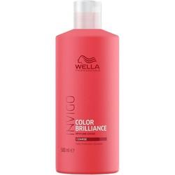 Wella Invigo Color Brilliance Shampoo Weerbarstig Haar 500ml