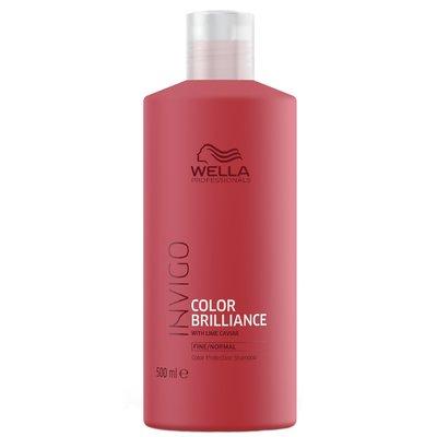 Wella Invigo Color Brilliance Shampoo Fijn en Normaal Haar 500ml