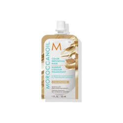 Moroccanoil Color Depositing Mask Champagne 30ml