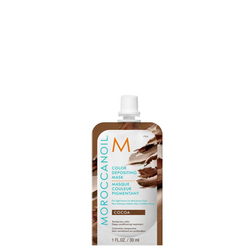 Moroccanoil Masque Déposant Couleur Cacao 30ml
