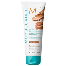 Moroccanoil Masque Déposant Couleur Cuivre 200ml