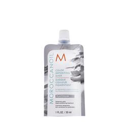 Moroccanoil Masque Déposant Couleur Platine 30ml