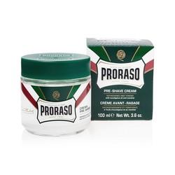Proraso Green Pre & Aftershave Balm Cream 100ml