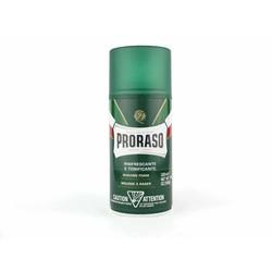 Proraso Groen Scheercrème mousse 300ml