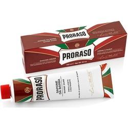 Proraso Red Shaving Cream Tube Sandalwood 150ml