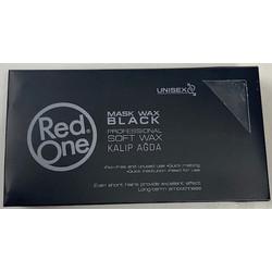 Red One Mask Soft Wax Black 500ml