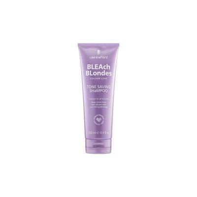 Lee Stafford Bleach Blondes Color Love Tone Saving Shampoo 250ml