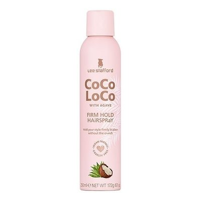 Lee Stafford CoCO LoCo & Agave Firm Hold Hair Spray 250ml