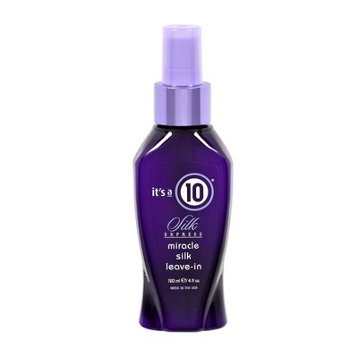 It's a 10 Haircare Miracle Silk Leave in 120ml