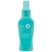 It's a 10 Haircare Blow Dry Glossing Leave in 120ml