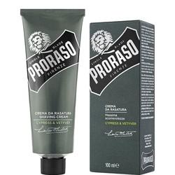 Proraso Shaving Cream Tube Cypress Vetiver 100ml