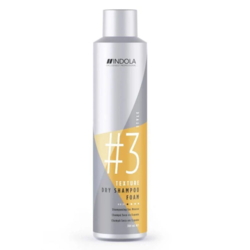 Indola Style Dry Shampoo Foam 300ml