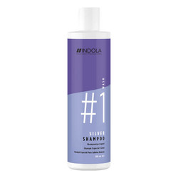Indola Shampooing Soin Argent 300ml