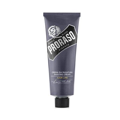 Proraso Shaving Cream Tube Azur Lime 100ml