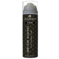Curasano Pre-Tan Express Scrubz 200ml