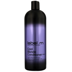 Label.M Après-shampooing blond froid 1000ml