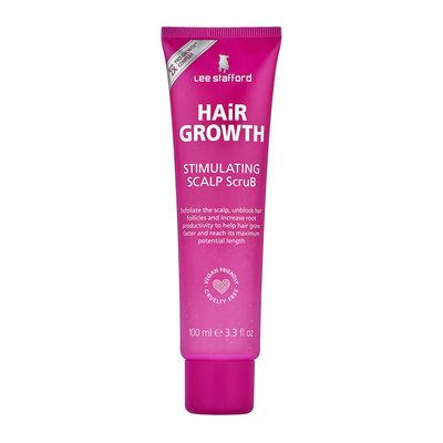 Lee Stafford Hair Growth Scalp Scrub 100ml