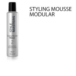 Revlon Style Masters modular Styling Mousse