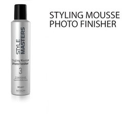 Revlon Style Masters Styling Mousse Photo Finisher