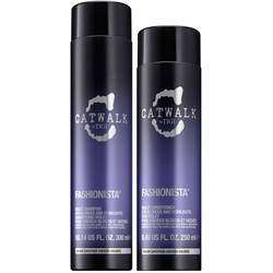 Tigi Catwalk Fashionista Violet Duo Pack