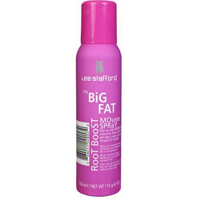 Lee Stafford Big Fat Root Boost Spray Mousse