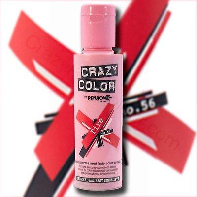 Crazy Color Feuer 100ml