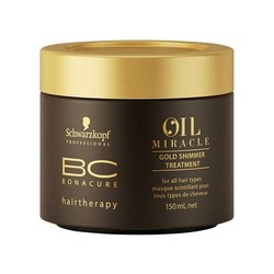 Schwarzkopf BC Bonacure Oil Miracle Shimmer Treatment