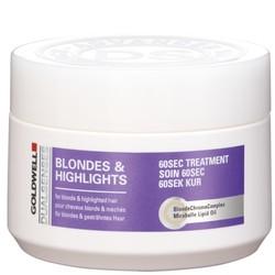 Goldwell Sens Deux Blondes et lumière 60 sec traitement